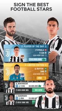 2 Schermata Juventus Fantasy Manager 2018