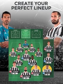 6 Schermata Juventus Fantasy Manager 2018