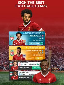 Liverpool FC Fantasy Manager18 скриншот 11