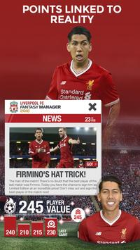 Liverpool FC Fantasy Manager18 скриншот 2