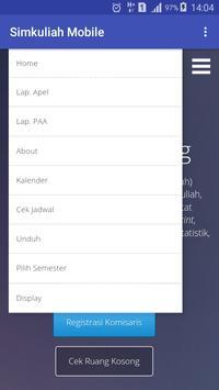Simkuliah Mobile screenshot 3