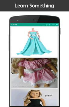Diy Doll Clothes screenshot 3