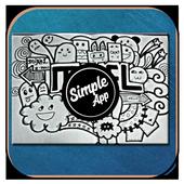 Doodle Art Name icon