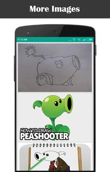 Learn How to Draw All Plants Vs Zombies poster