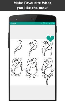 Learn How To Draw Tattoo screenshot 2