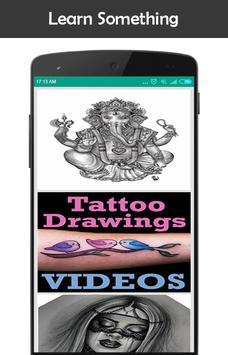 Learn How To Draw Tattoo screenshot 4