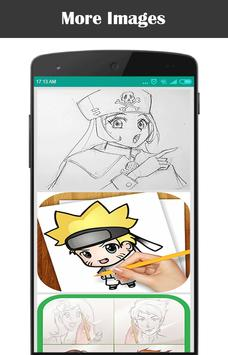 Learn to Draw Anime Manga screenshot 4