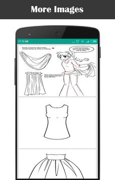 Learn to Draw Clothes poster
