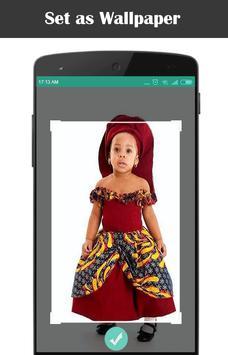 New African Kids Fashion capture d'écran 2