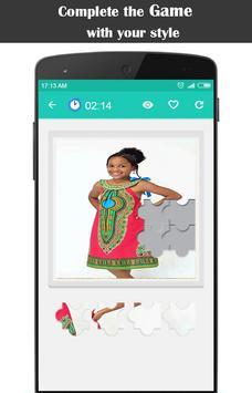 New African Kids Fashion capture d'écran 4