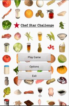 Chef Star Challenge poster