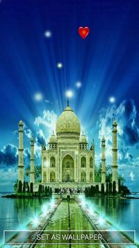 Taj Mahal Love Wallpaper apk screenshot