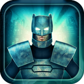 Bat Superhero Fly Simulator icon