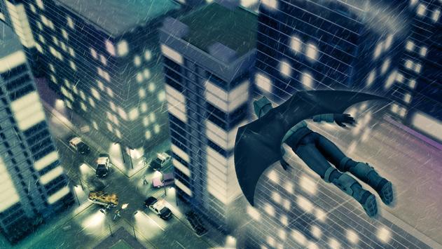 Bat Superhero Fly Simulator screenshot 4
