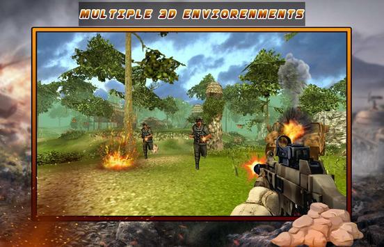 Frontline Commando Warcraft screenshot 12