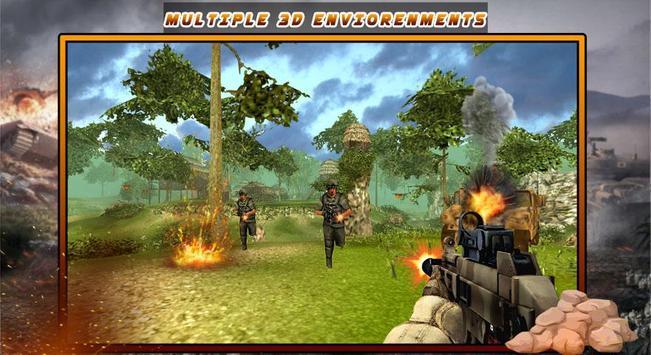 Frontline Commando Warcraft screenshot 2