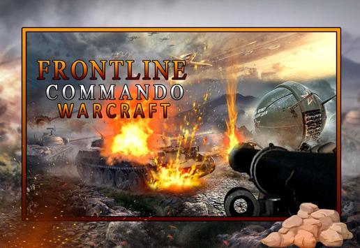 Frontline Commando Warcraft screenshot 5