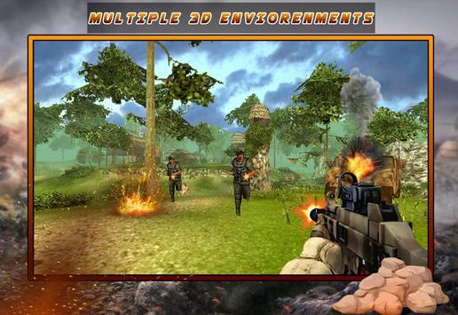 Frontline Commando Warcraft screenshot 7