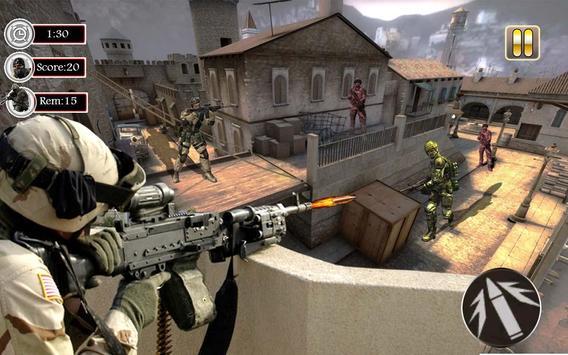 Sniper Shooter Deadly War Attack Action Mission apk screenshot