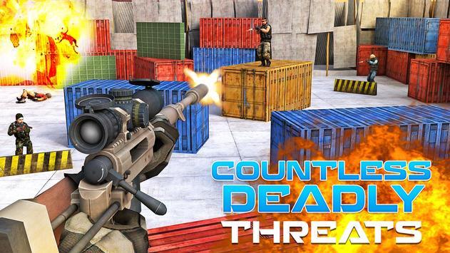 Frontline Counter shooting apk screenshot