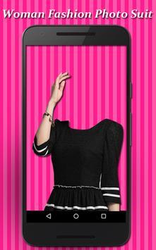 Woman Fashion Photo Suit screenshot 7