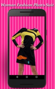 Woman Fashion Photo Suit screenshot 4