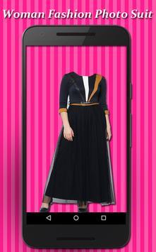 Woman Fashion Photo Suit screenshot 5