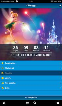 Disneyland Paris Dutch Arke apk screenshot