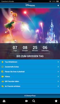 Disneyland Paris German Tui apk screenshot