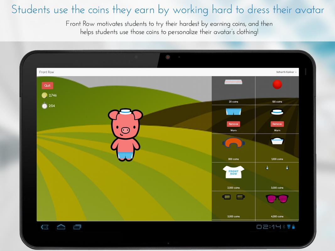 Front Row Math for Students APK Download Free Education