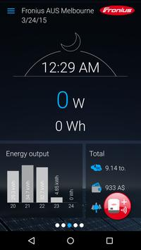 Fronius Solar.web live screenshot 1
