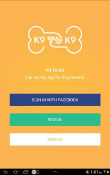 K9 TO K9 screenshot 9