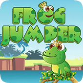 Frog Jumper Easy Game icon