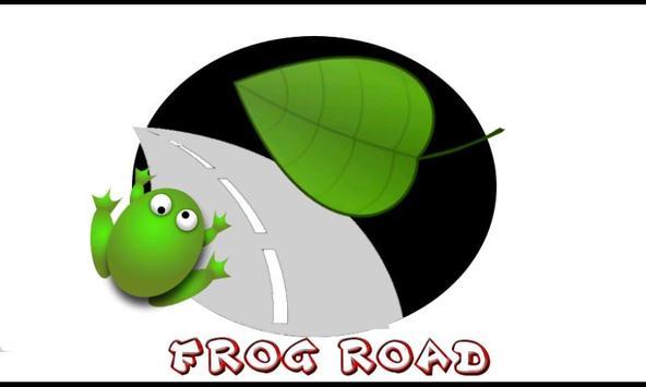 Frog Road Free apk screenshot