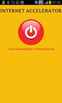 Internet Accelerator screenshot 1