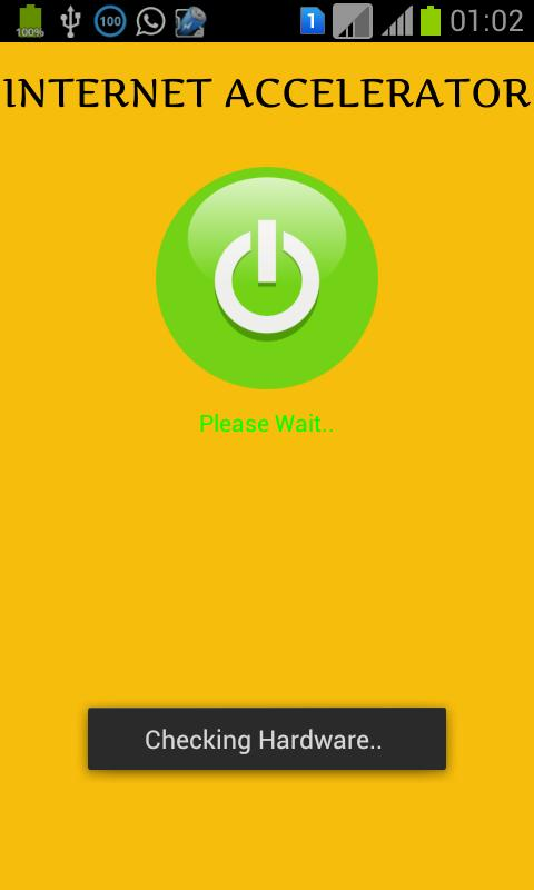 Internet accelerator: maximum speed and tracking for android apk.