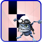 Axel Crazy Frog Piano Tiles icon