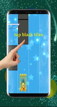 Axel Crazy Frog Piano Tiles screenshot 2