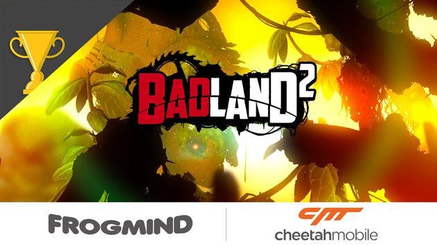 BADLAND 2 الملصق