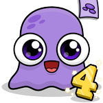 Moy 4 🐙 Virtual Pet Game APK