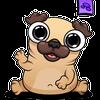 Pug-icoon