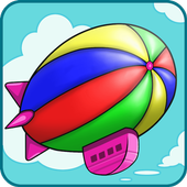Airship Battle: Matching Color icon