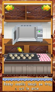 Chocolate Chip Cookies Maker poster