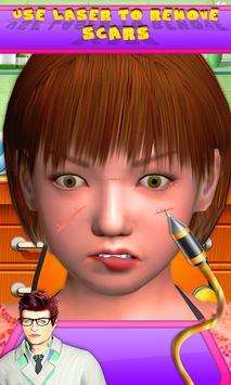 Face Scars Surgery apk screenshot
