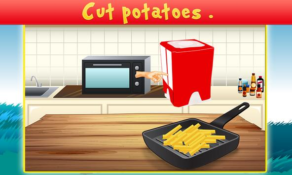 Mayo Fries Maker screenshot 2
