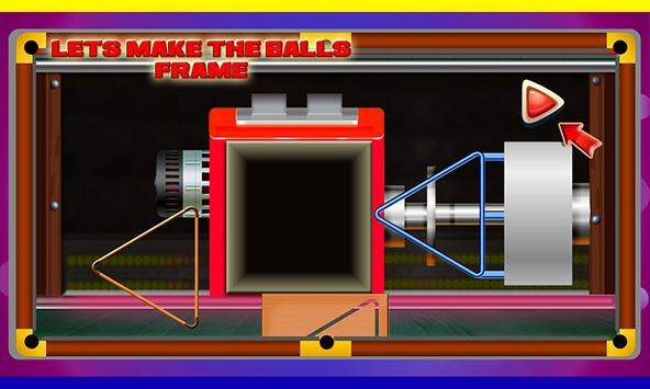 Snooker Factory - Billiard ball making fun screenshot 6