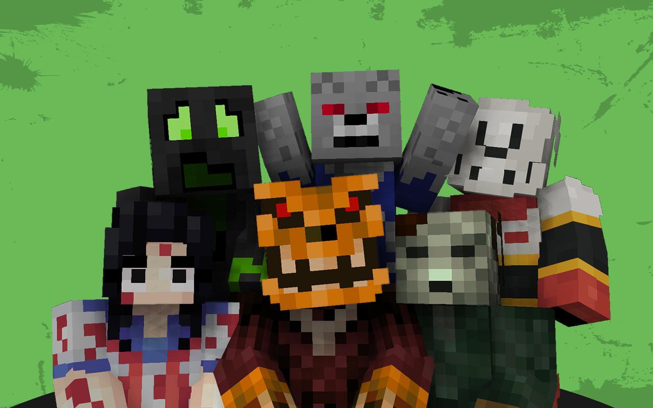Halloween Skins for Minecraft para Android - APK Baixar