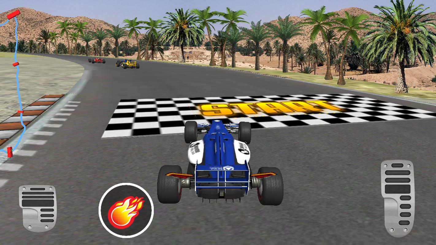 formel rennen im auto spiel auto heiss rader racer screenshot 14