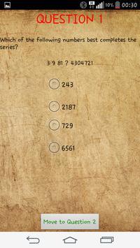 Super IQ Test apk screenshot