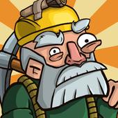 SWIPECRAFT - Idle Mining Game أيقونة